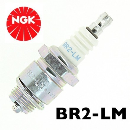 BUJIA NGK BR2LM 14MM EQUIVALE CHAMPION RJ19LM BOSCH WR11EO