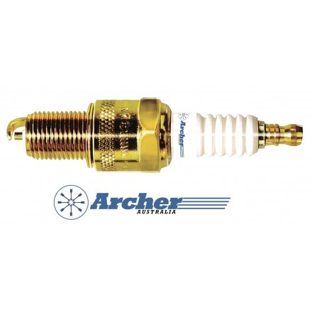 BUJIA ARCHER MOTOR 4-MIX 10 MM, EQUIVALE CMR5H,6H,7H, CHAMPION RZ7C, USR7AC