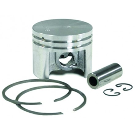 KIT DE PISTON COMPLETO CIFARELLI, ALPINA COMPATIBLE SC-800 DIAM. 45 MM 2 SEGMENTOS BULON 10